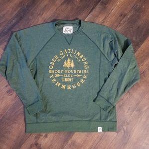 Legacy green Tennessee sweatshirt